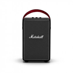 Parlante Marshall Tufton Negro Bluetooth