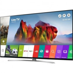 "LED 75"" 4K ULTRA HD LG SMART"