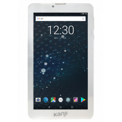 "TABLET 7"" KANJI YUBI QUAD CORE 1GB 16GB 3G ANDROID 7.0 DOBLE CAMARA"