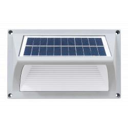 LUZ LED SOLAR LUNNOM LNMH-06 EXTERIOR ESCALONES