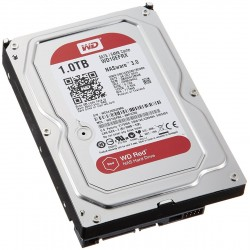 Disco Rigido WD 1TB Intellipower Red NAS