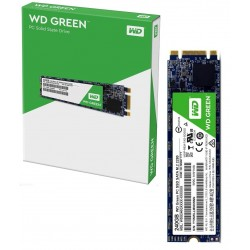 Disco Solido SSD WD 120GB Green M.2 Sata 6GB/S