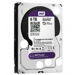 Disco Rigido WD 6TB Intellipower Purple
