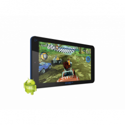 """Tablet Mymo HD 7"""" Azul 16GB"""