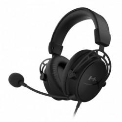 Auricular HyperX Cloud Alpha S Gaming Black (HX-HSCAS-BK/WW)