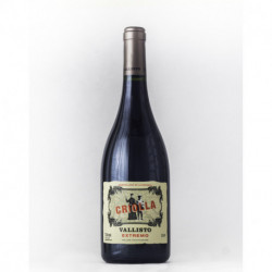 Vino Vallisto Extremo Criolla 750 ml x 6