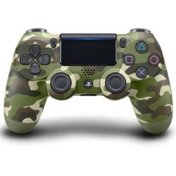 JOYSTICK GAMEPAD SONY DUALSHOCK PS4 GREEN CAMO CAMUFLADO