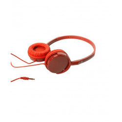 AURICULAR S/MIC VINCHA ONE FOR ALL SV5334 CONFORT ROJO