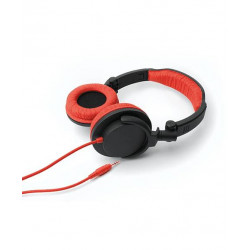 AURICULAR S/MIC VINCHA ONE FOR ALL SV5611 DJ ROJO