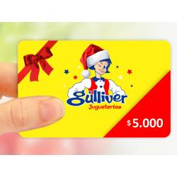 Orden de Compra - Gift Card