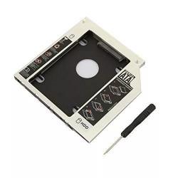 CADDY KANJI ADAPTADOR SSD/HDD A ODD NOTEBOOK 9MM