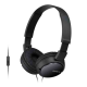 Auricular Sony Mdr-Zx110Apbcuc - Negro