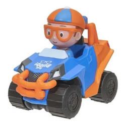 Blippi Mini Vehiculo Azul