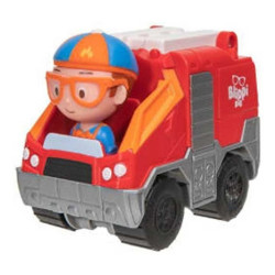 Blippi Mini Vehiculo Rojo