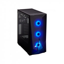 Gabinete Corsair Gamer Spec-Delta Rgb Tg Black