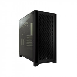 Gabinete Corsair Gamer 4000D Airflow Black