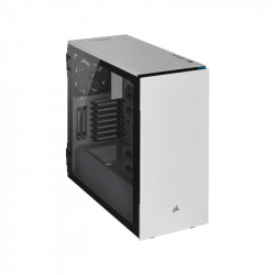 Gabinete Corsair Gamer 678C White Low Noise Tg Atx