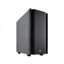 Gabinete Corsair Gamer 500D Premium Black Mid Tower