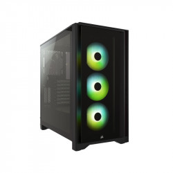 Gabinete Corsair Gamer 4000X Black