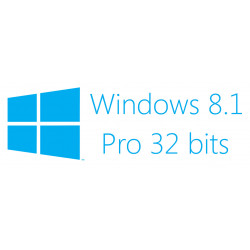 SOFTWARE WINDOWS PRO 8.1 32 BITS OEM