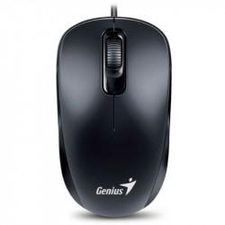 Mouse Genius DX-110 1000dpi USB Negro (31010116100)