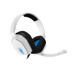 AURICULAR C/MIC VINCHA LOGITECH ASTRO A10 PC/PS4/XBOX/SWITCH WHITE/BLUE
