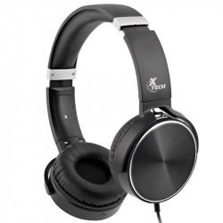 Auriculares X-Tech Spiral con cable y micrófono XTH-345