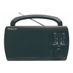 Radio Philco Prm60 Dial Fm Am Dual Pilas 220v