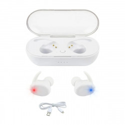 AURICULAR EZRA IN-EAR BLUETOOTH TWS07 3HS BLANCO