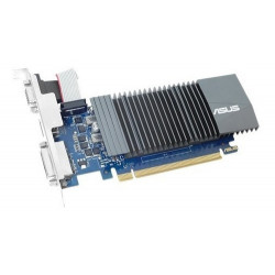 Placa De Video Asus Geforce Gt 710 2gb Gddr5 Hdmi Dvi Vga