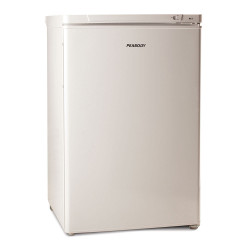 Freezer Vertical Bajo Mesada 82 Lts. Peabody PE-FV90B Blanco