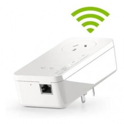Repetidor Devolo 550+ Wifi Single Powerline Complemento Gtia