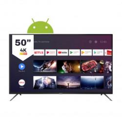 Televisor Smart Tv Hitachi Cdh-le504ksmart20 Led 4k 50