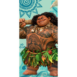 Toallón Infantil Maui Moana
