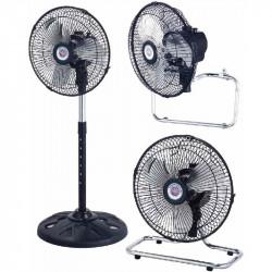 Ventilador Winco 3 en 1 de 12 pulgadas 65W W912 (W912N)