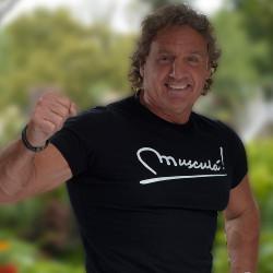 Remera Estampa Musculá Talle M