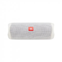 Parlante JBL Flip 5 Speaker Bluetooth Blanco