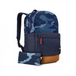 Mochila Notebook Case Logic Commence 24 L 156 Dress Blue CamoCumin