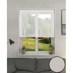 Cortina Roller Sun Screen 6% Blanco 0,90 x 1,65