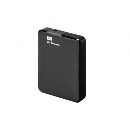 HD 2 TB PORTABLE WD ELEMENTS 3.O USB 2.5 BLACK