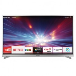 "LED TV SMART 75"" 4K SHARP LC75Q8100"