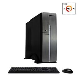 Computadora De Escritorio CX AMD Athlon 3000G 4GB 1TB Slim Sin Sistema Operativo