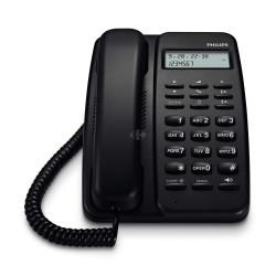 Telefono de Mesa Philips Cdr150b Negro