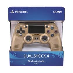 Joystick Playstation Ps4 DualShcok Dorado