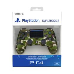 Joystick Playstation Ps4 Dualshock Verde camuflado