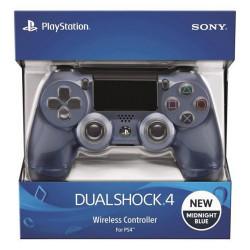 Joystick Playstation Ps4 Dualshock Midnight blue