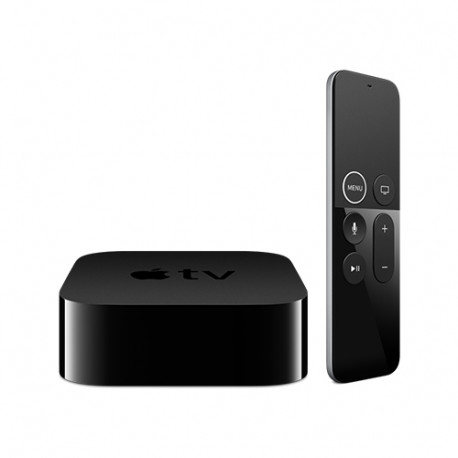 Apple Tv 4ta Generación 4k 32gb
