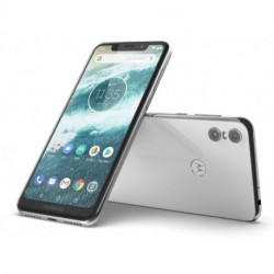 Motorola One White