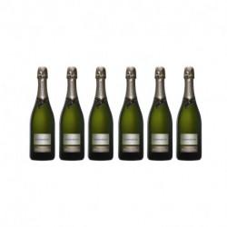Set de 6 botellas de espumante champagne Chandon Cuvée Réserve Blanc de Noirs 750ml (2576)