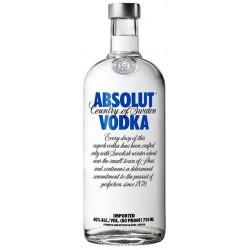 Vodka Absolut Regular 750ml